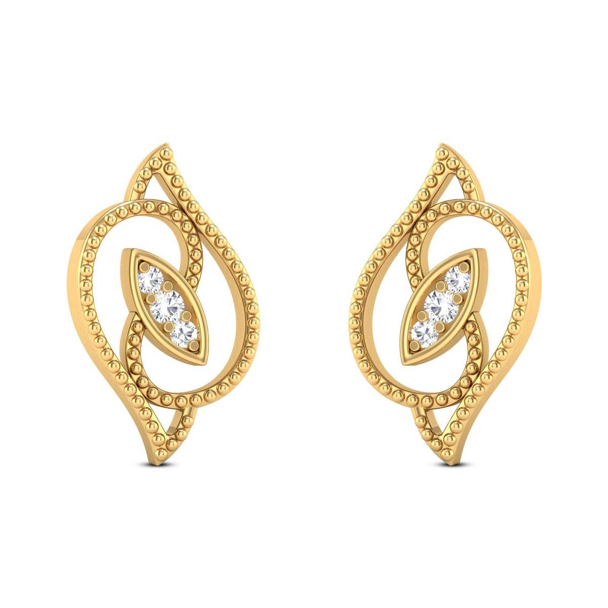 Ahana Diamond Earrings