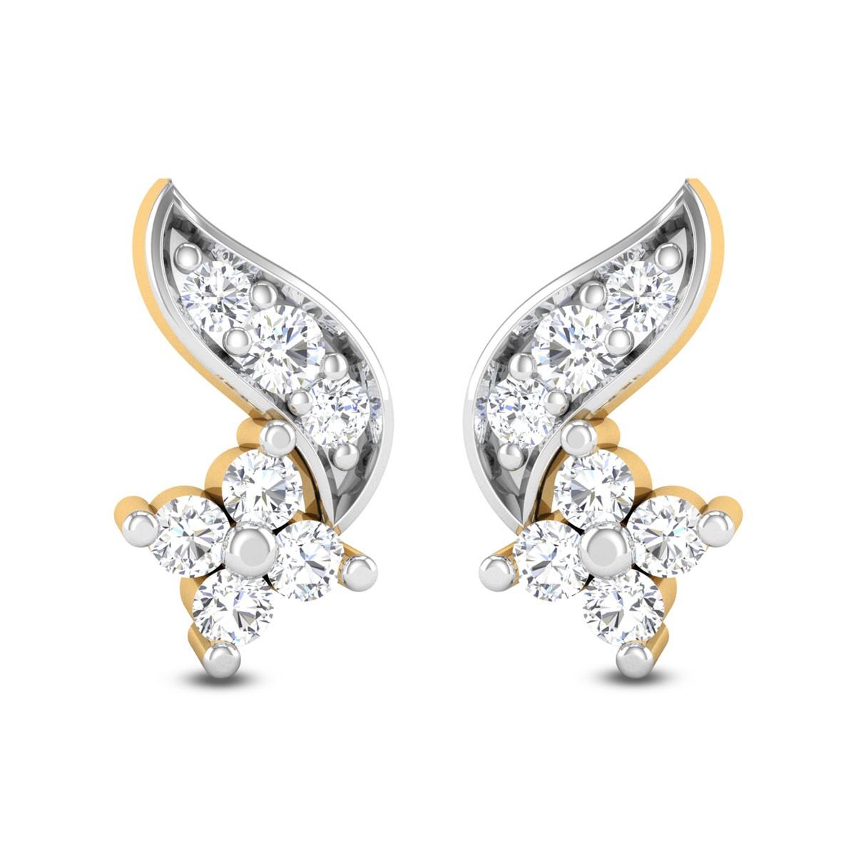 Sublime Beauty Diamond Earrings