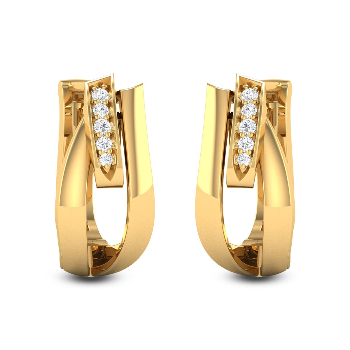 Aygul Diamond Earrings