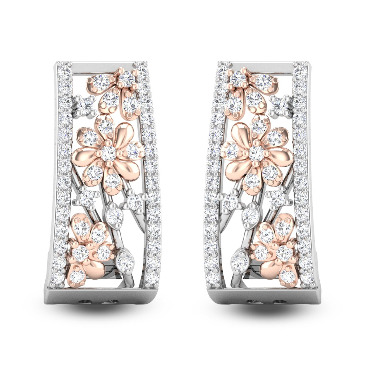 Kennedia Diamond Earrings