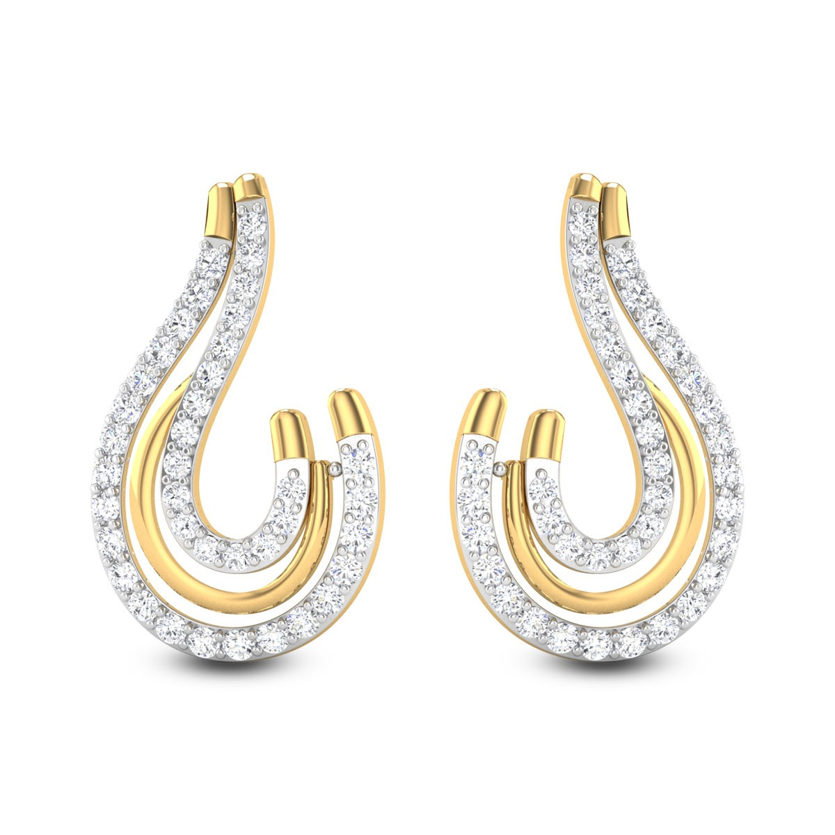Aloki Diamond Earrings