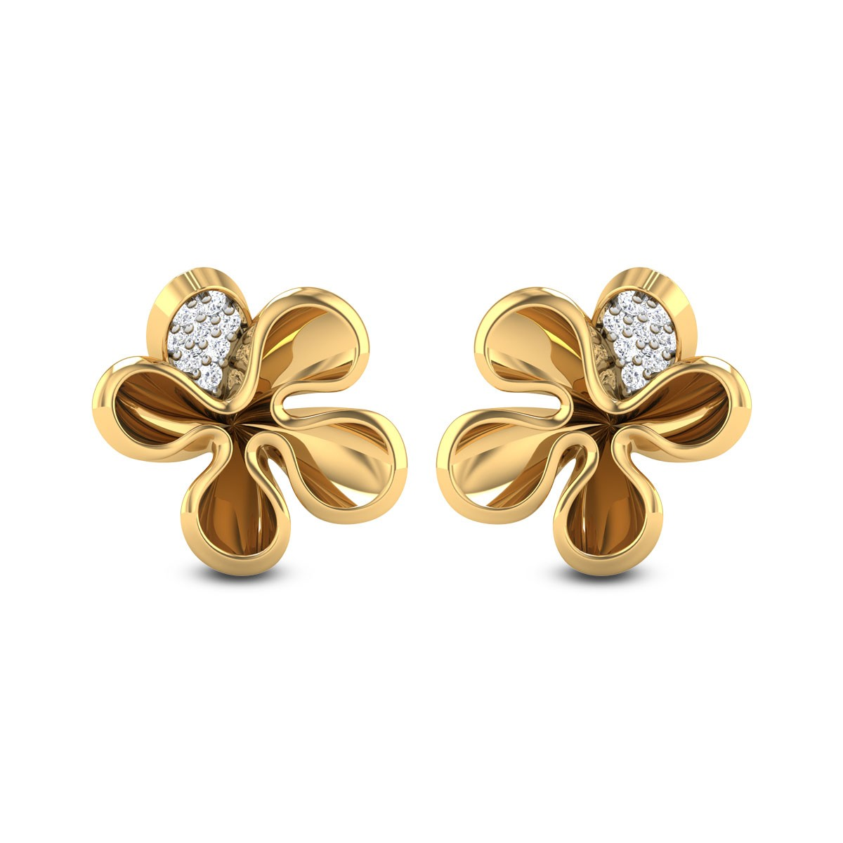 Vihan Diamond Earrings