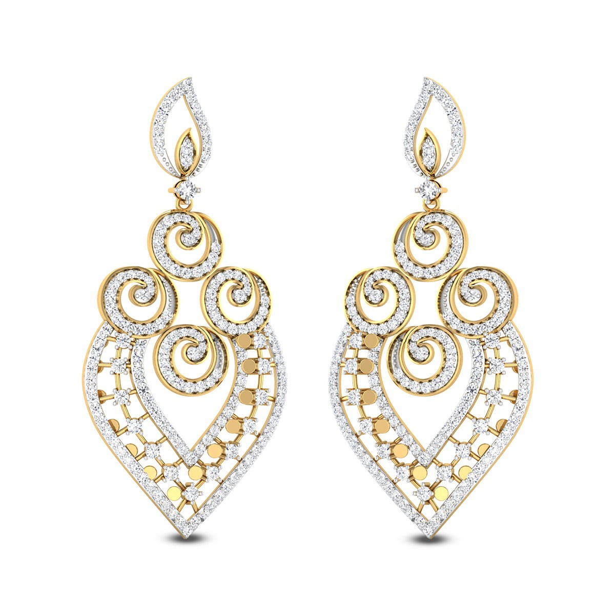 Latona Chandelier Earrings