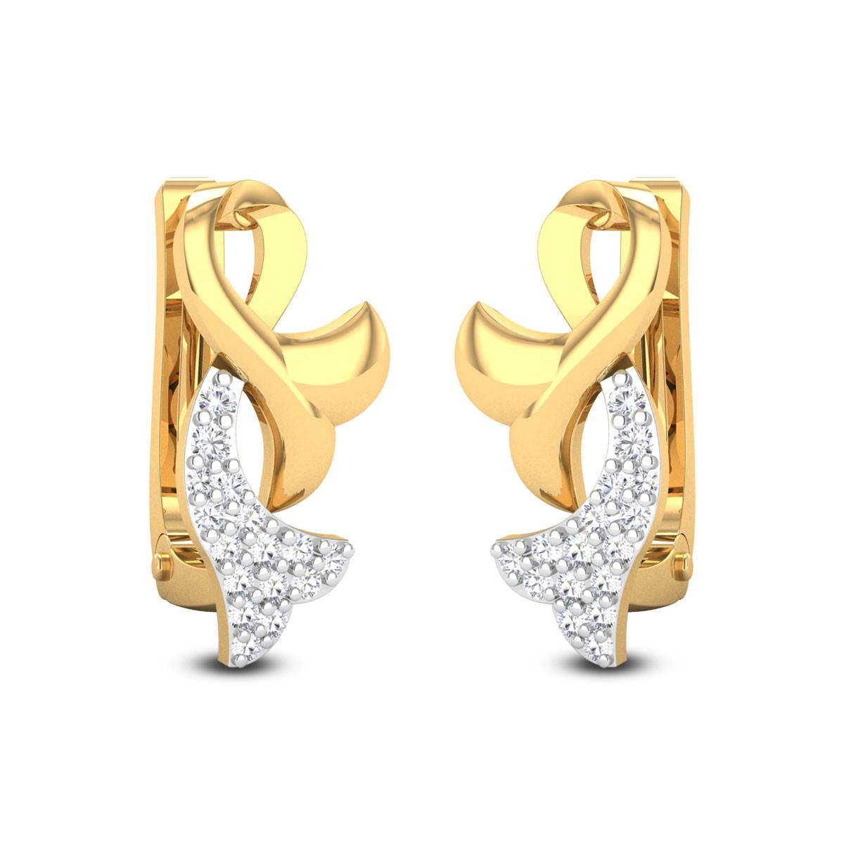 Dancing Symphony Stud Earrings