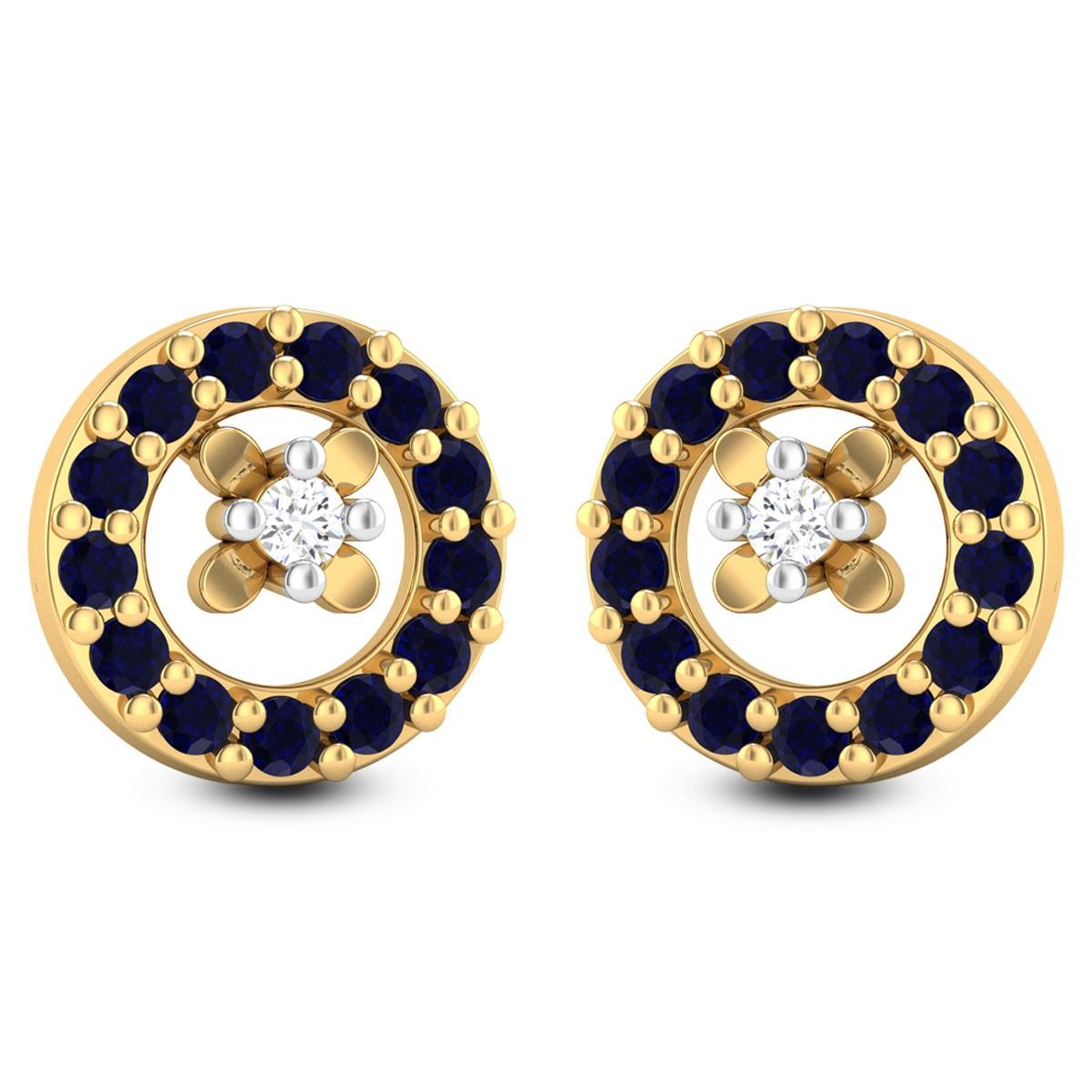 Eshaan Stud Earrings