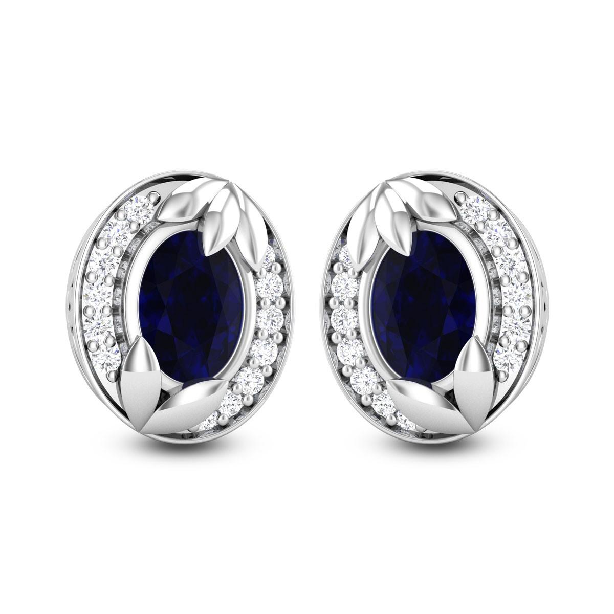 Sahaya Royal Stud Earrings