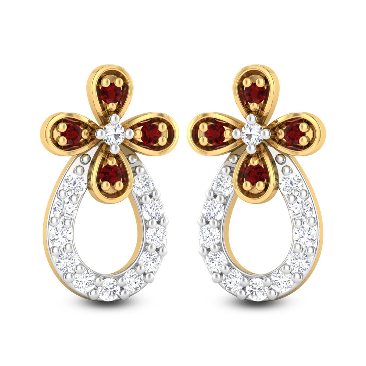 Satviki Stud Earrings
