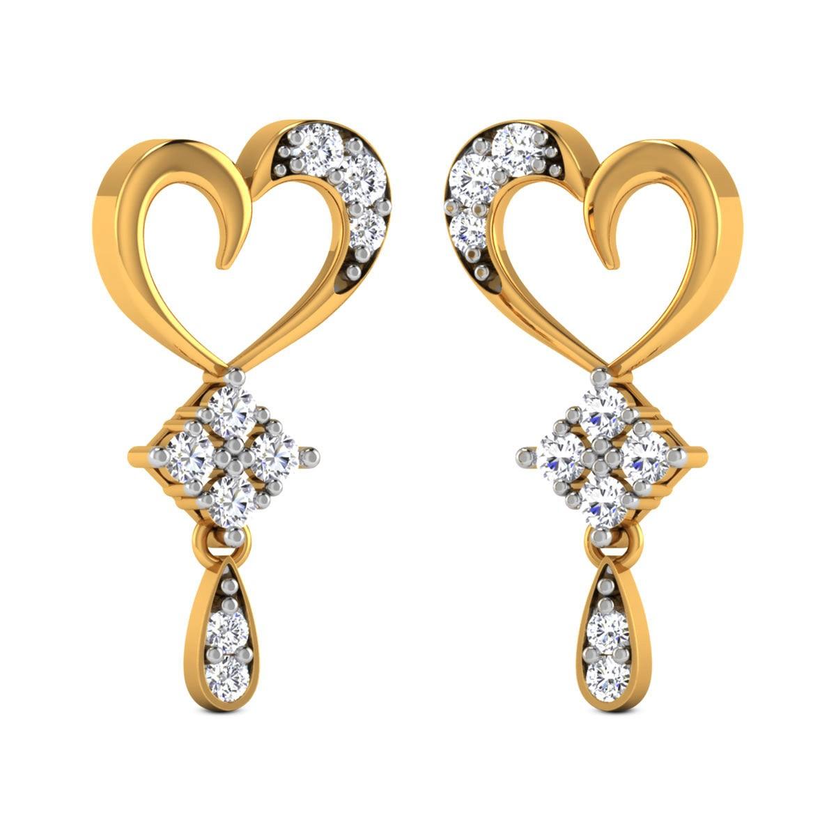 Eashi Diamond Earrings