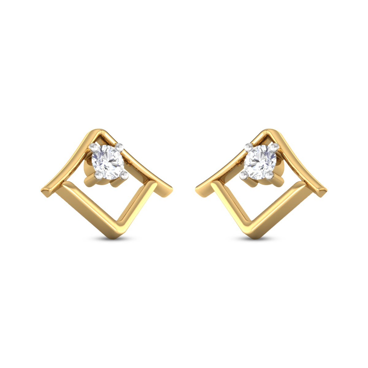 Sadia Diamond Earrings