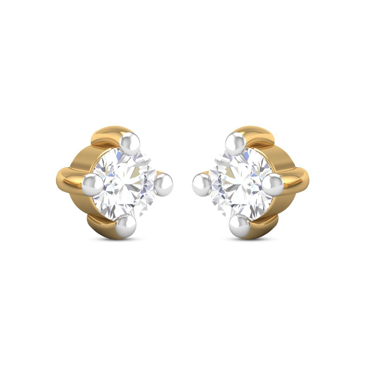 Alfiya Diamond Earrings