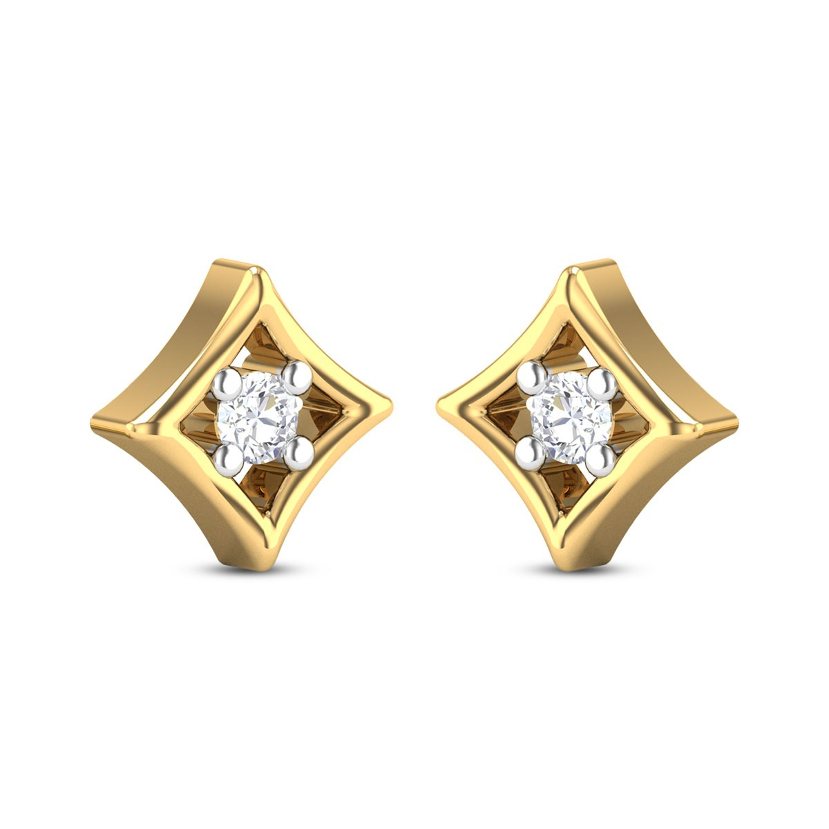 Fizza Diamond Earrings