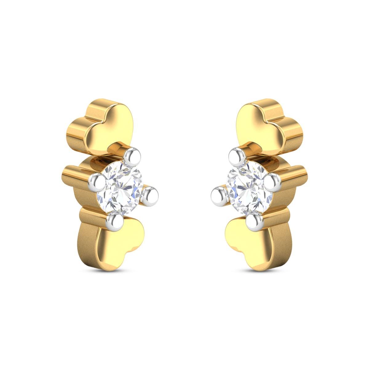 Abeeya Diamond Earrings