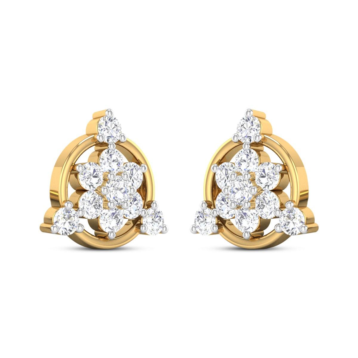 Orra Kids Diamond Earrings
