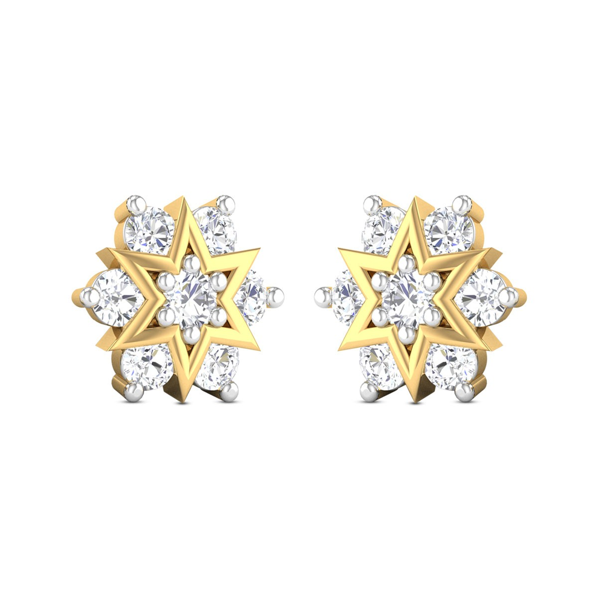 Farah Kids Diamond Earrings