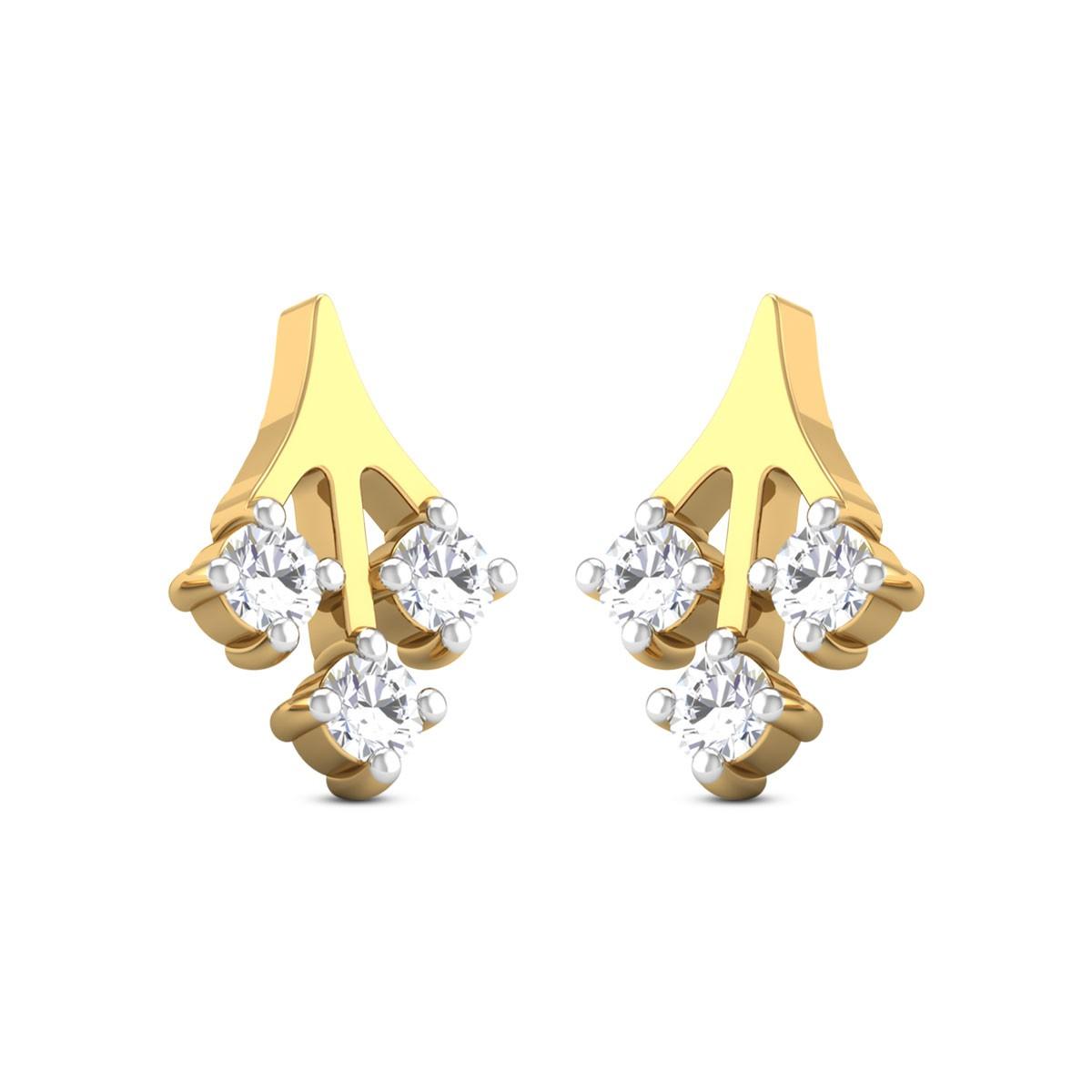 Pippa Kids Diamond Earrings