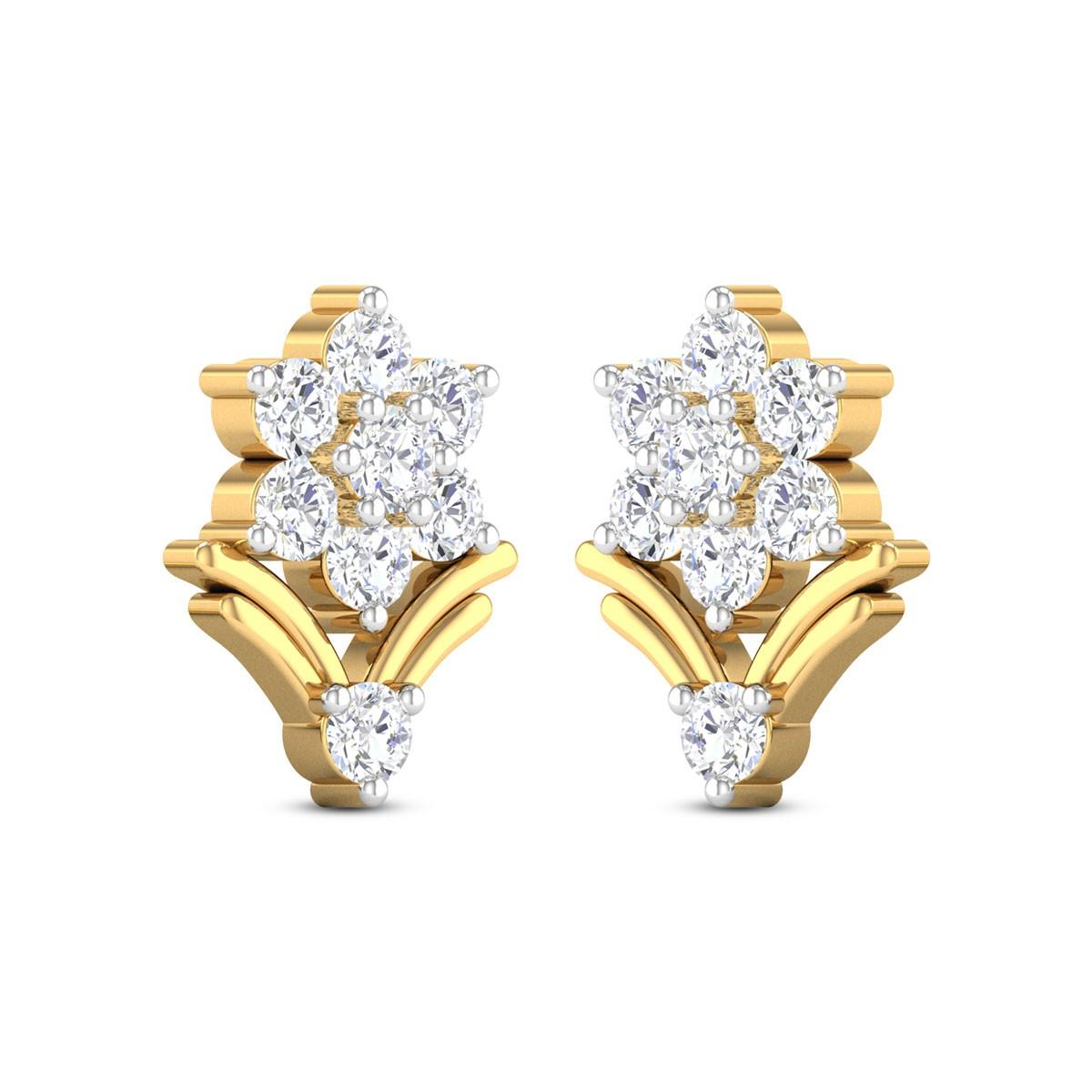 Daisha Kids Diamond Earrings