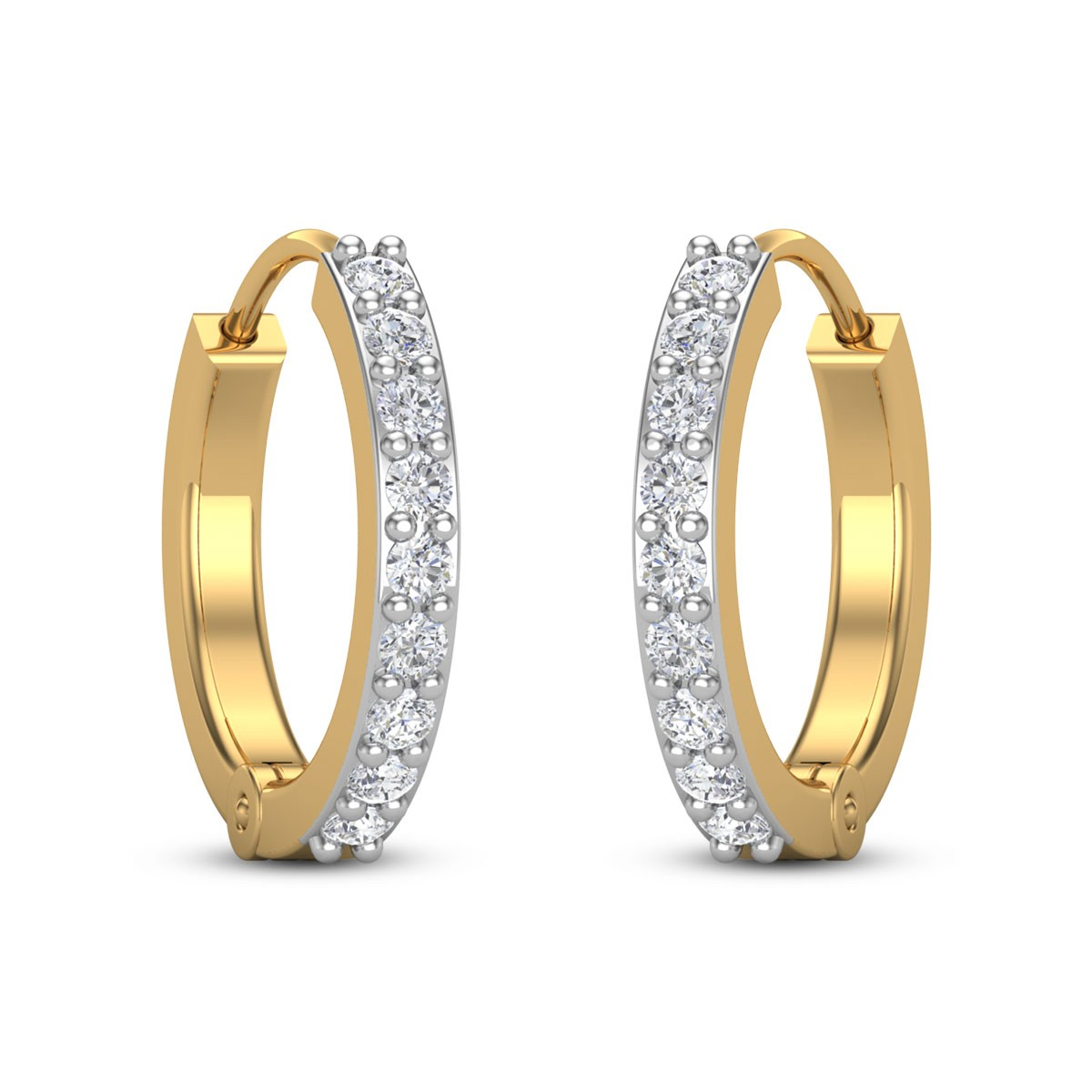 Alexis Diamond Earrings