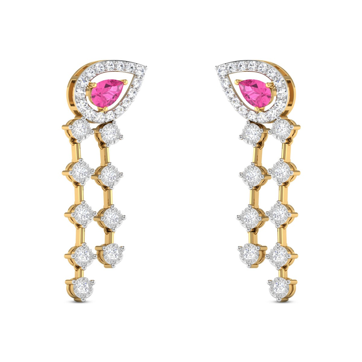Diamond Earring DJER6233