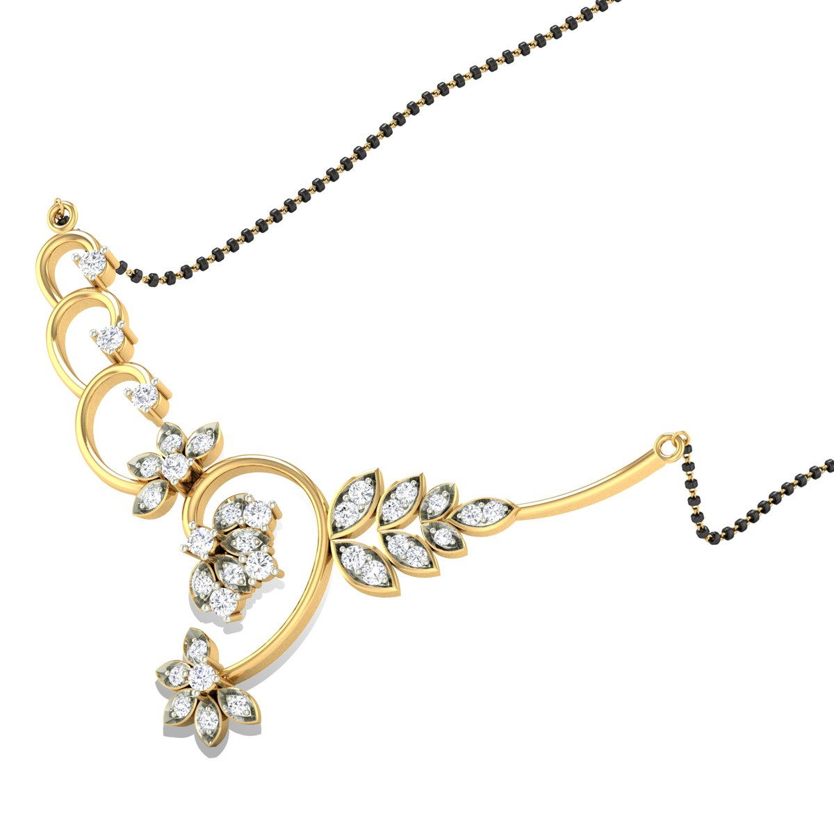 Vivace Diamond Mangalsutra