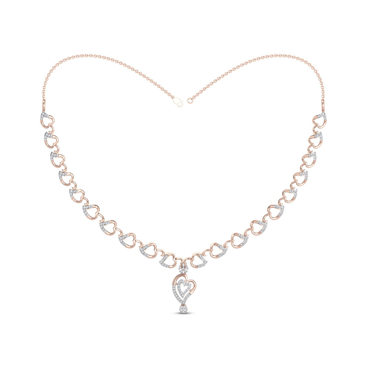 Diamond Necklace DJNC5095