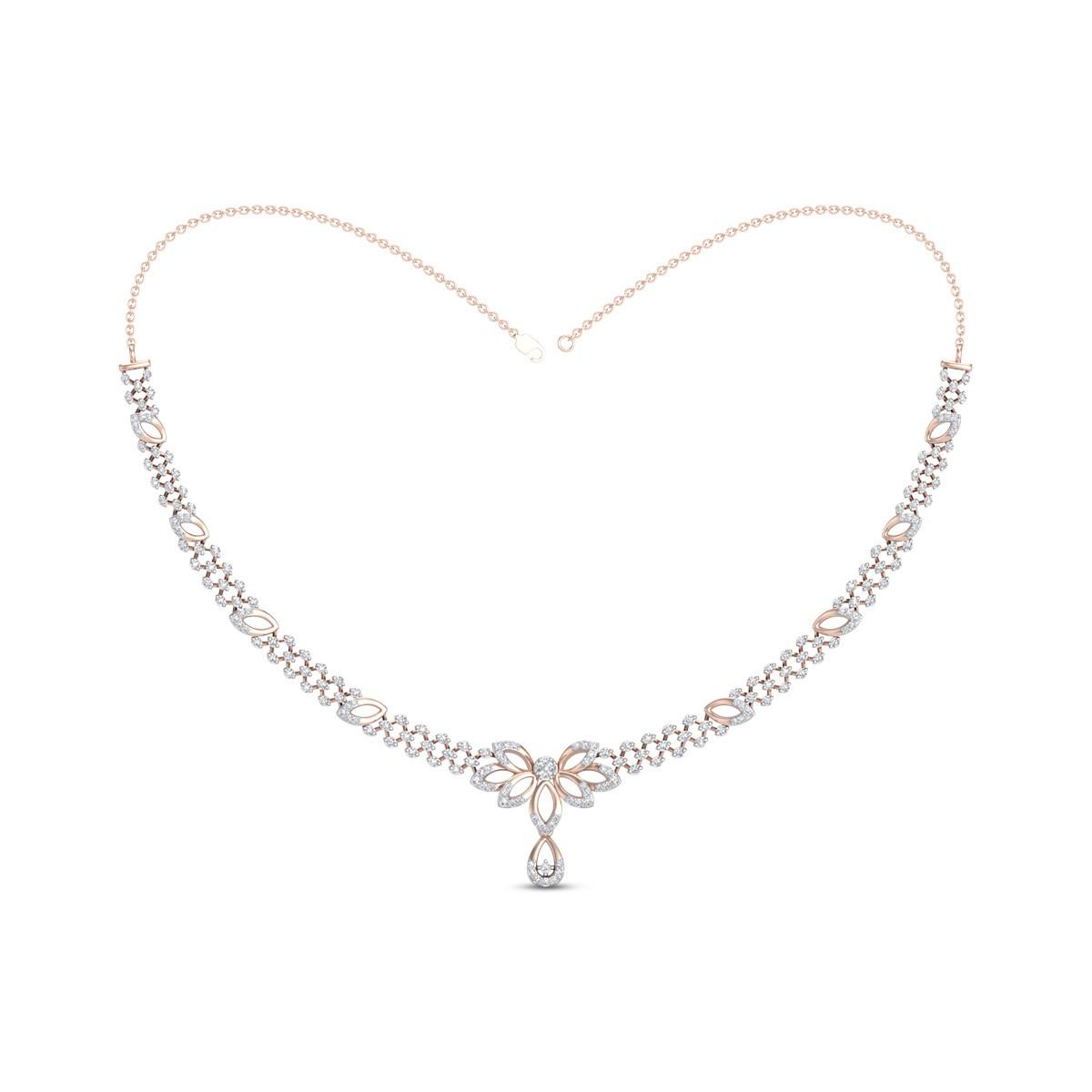 Diamond Necklace DJNC5096