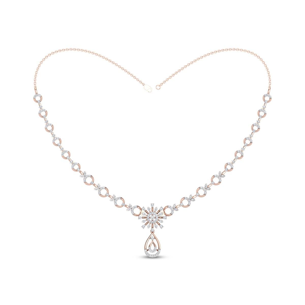 Diamond Necklace DJNC5097