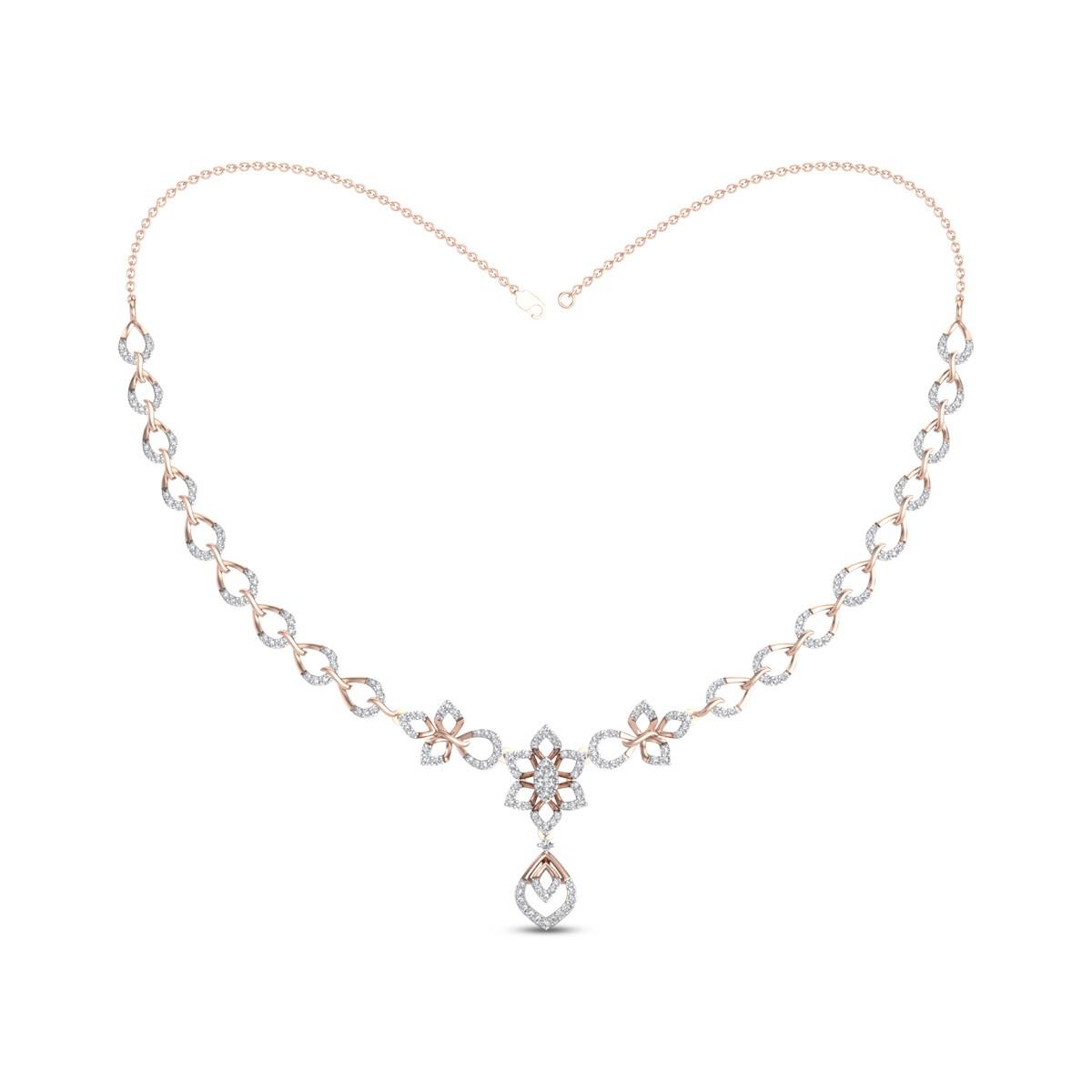 Diamond Jewellery DJNC5100