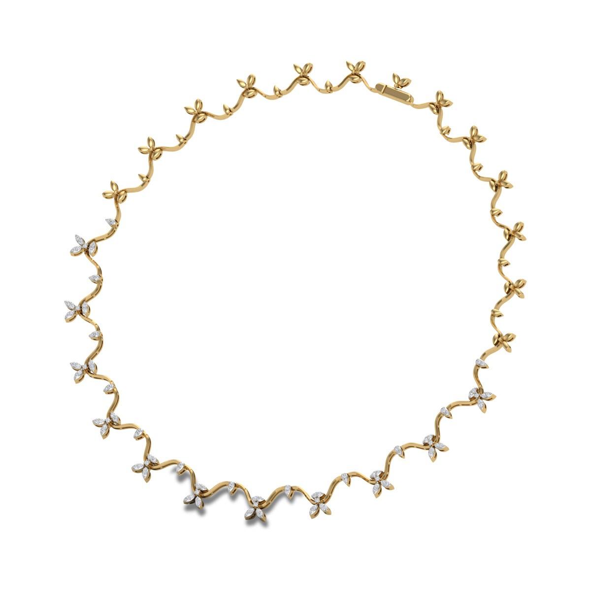 Diamond Necklace DJNC5112