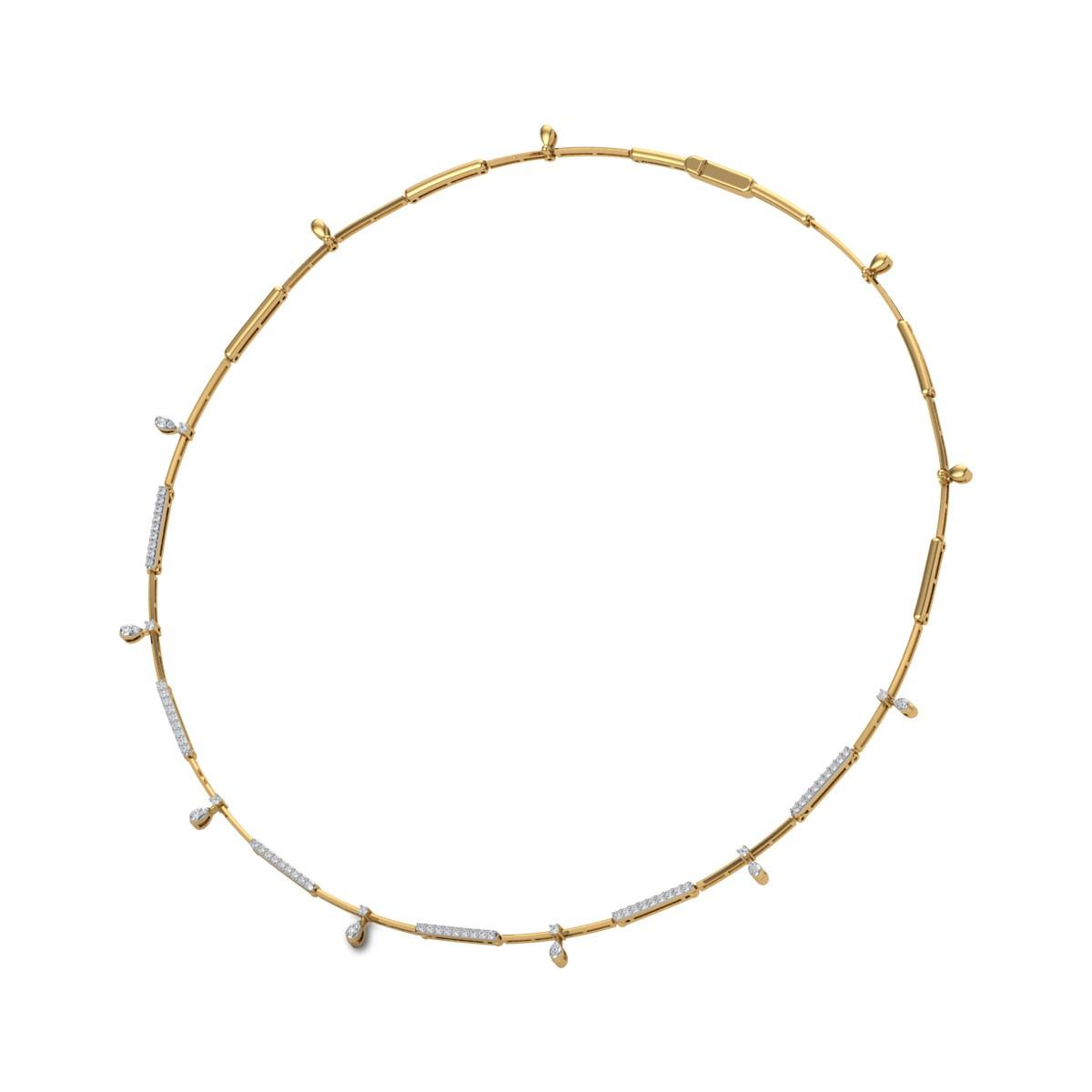 Diamond Necklace DJNC5117