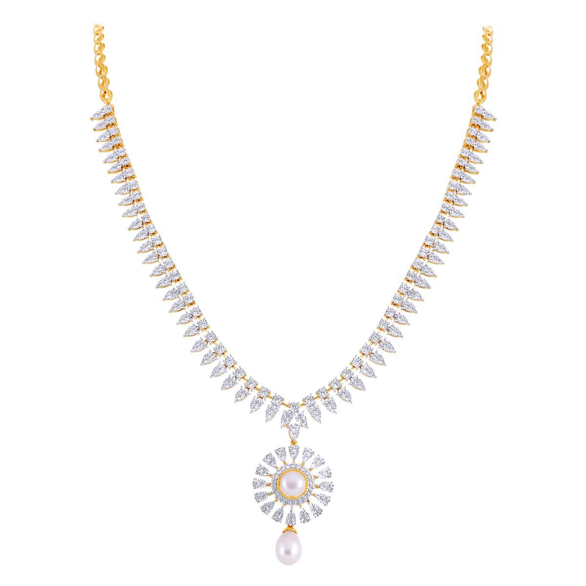 Diamond Necklace DJNC5122