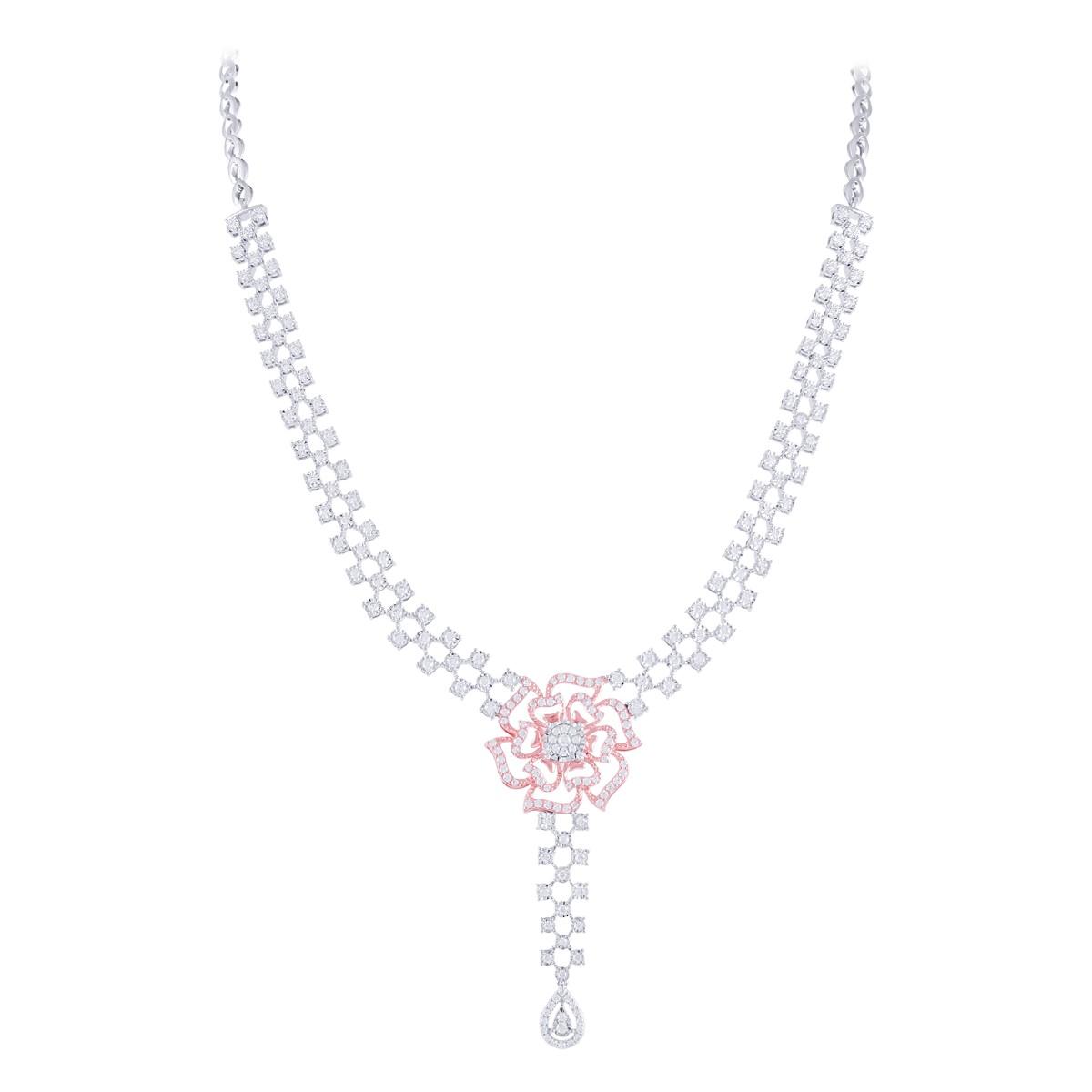 Diamond Necklace DJNC5123
