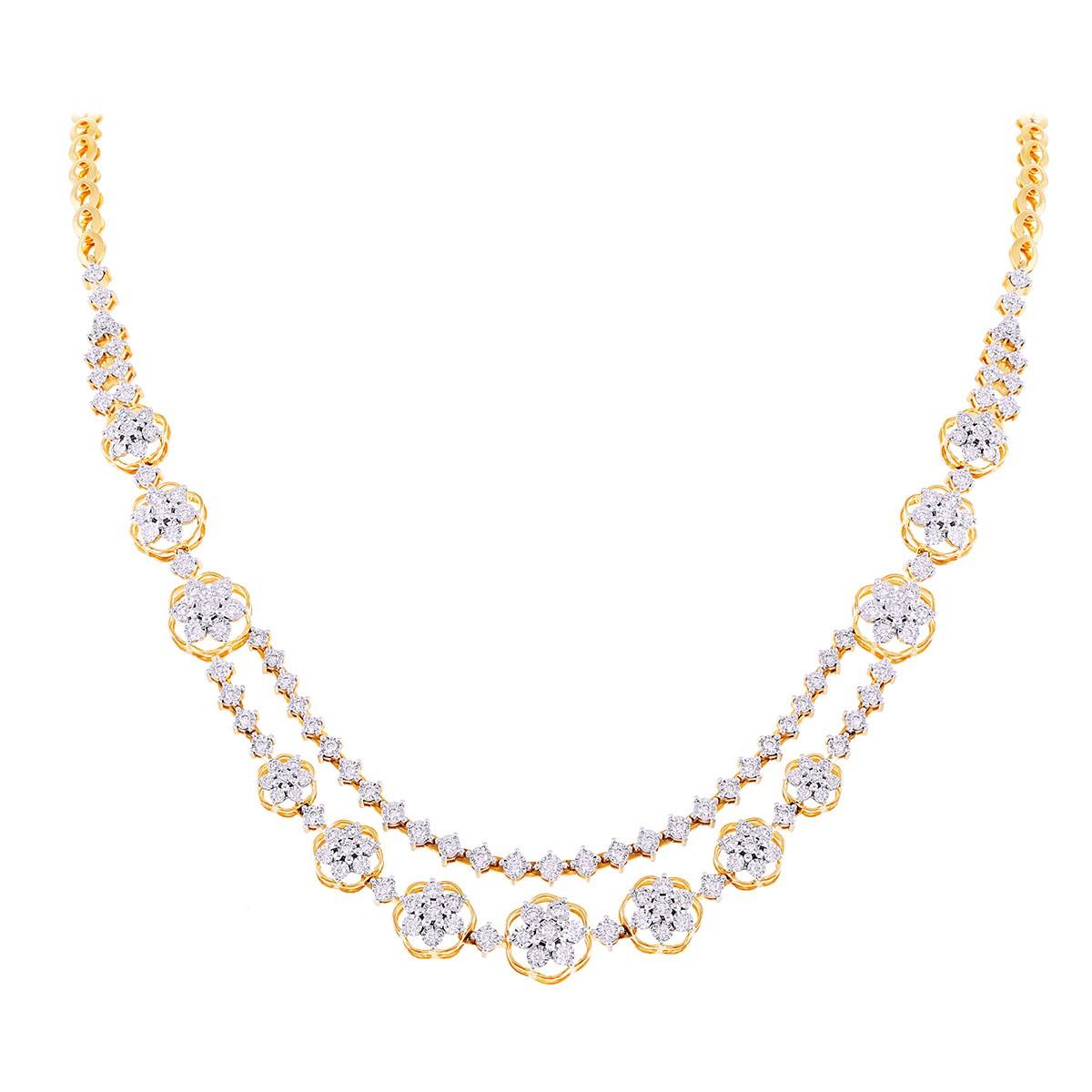 Diamond Necklace DJNC5126
