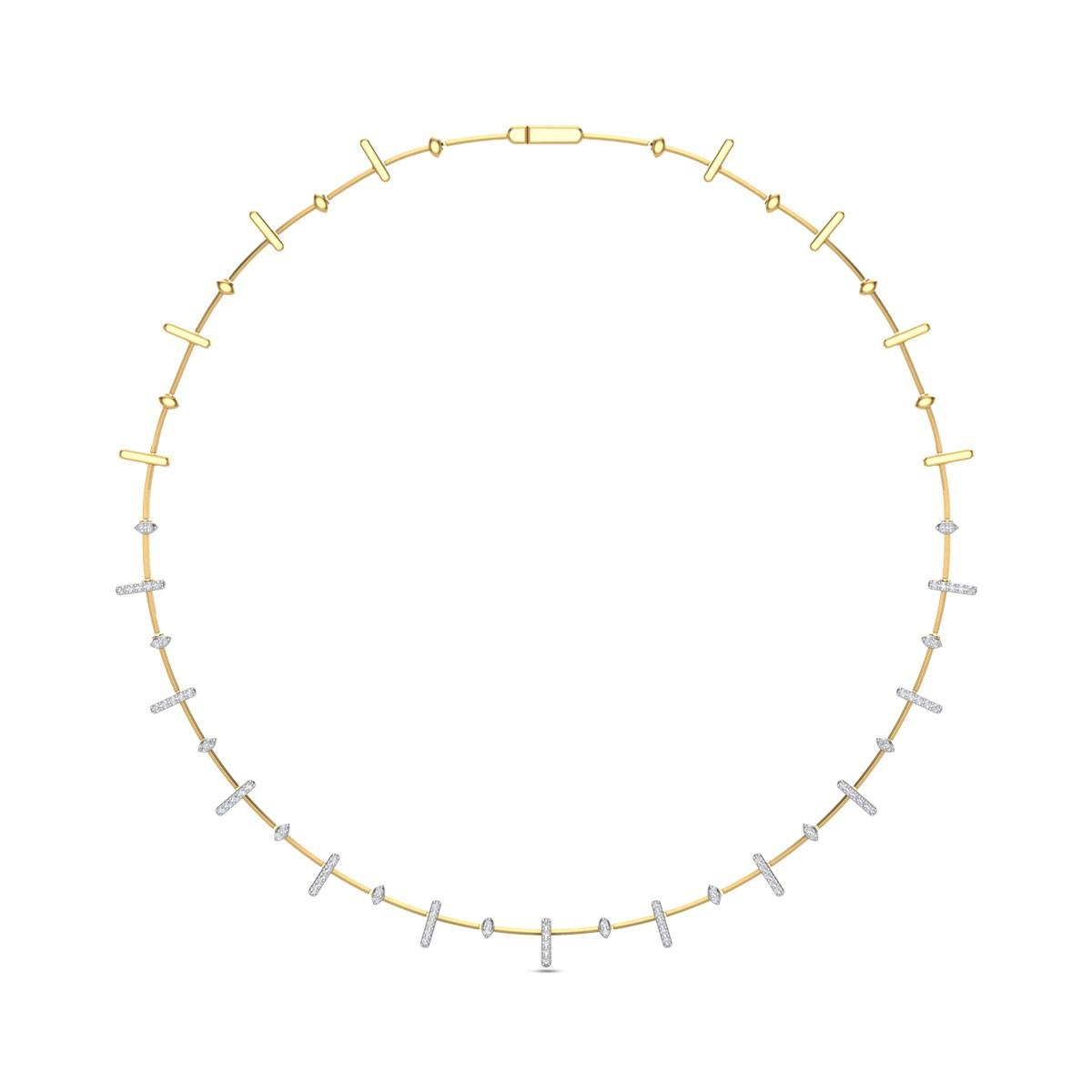 Diamond Necklace DJNC5128