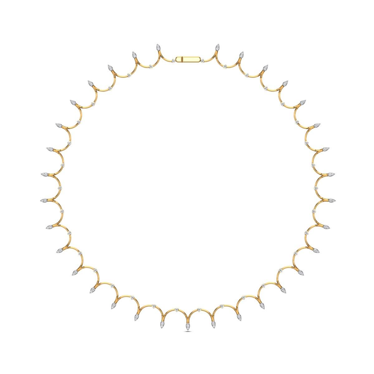 Diamond Necklace DJNC5131
