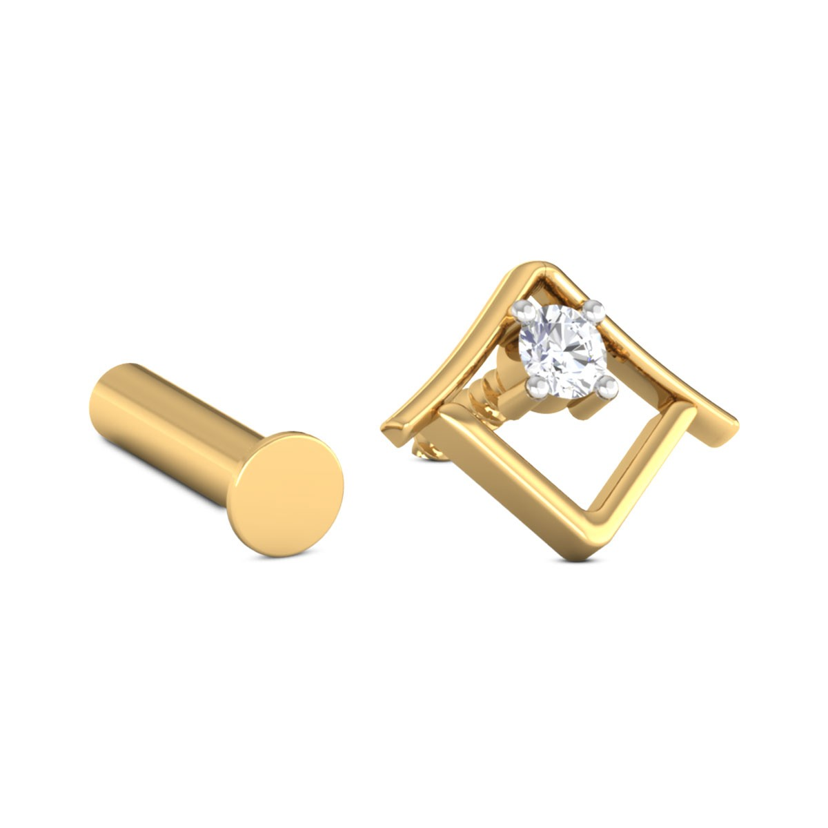 Avalon Diamond Nosepin