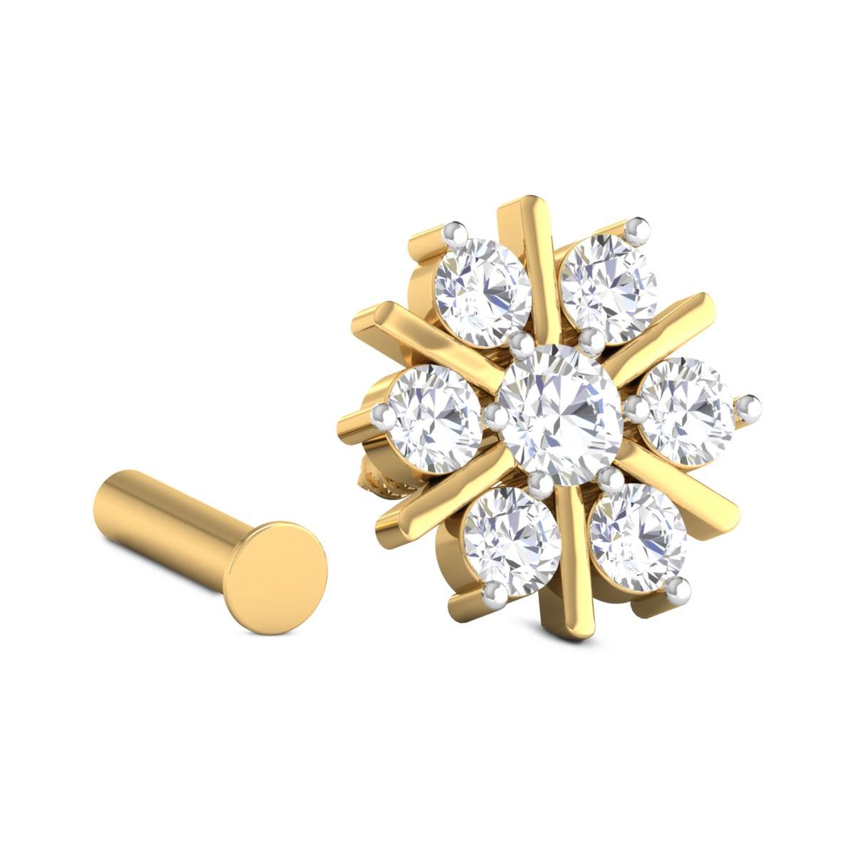 Linnea Diamond Nosepin