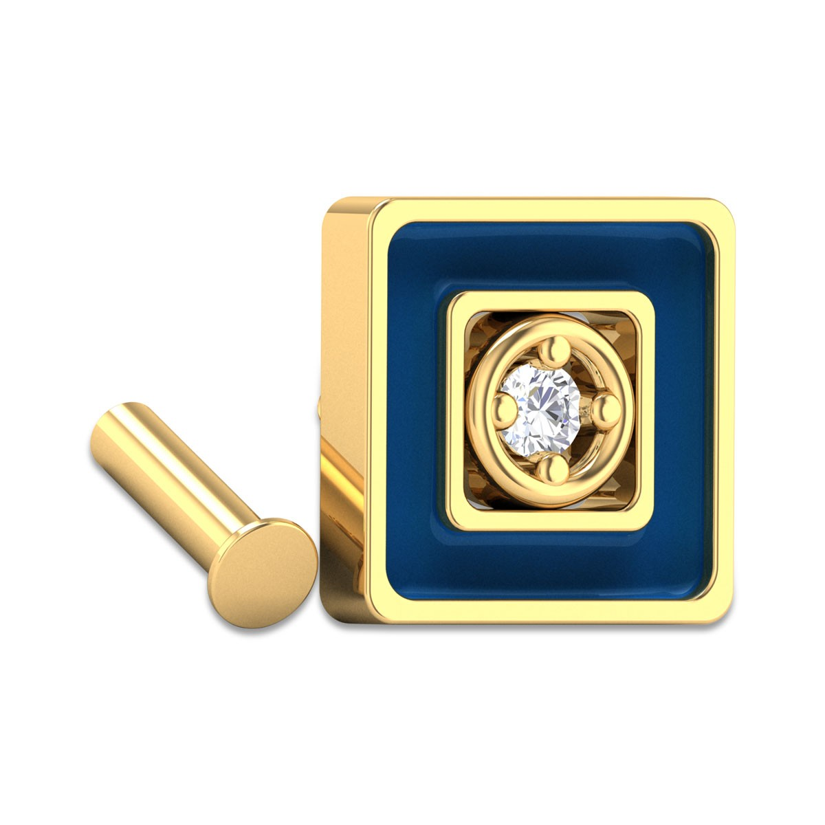 Musette Diamond Nosepin