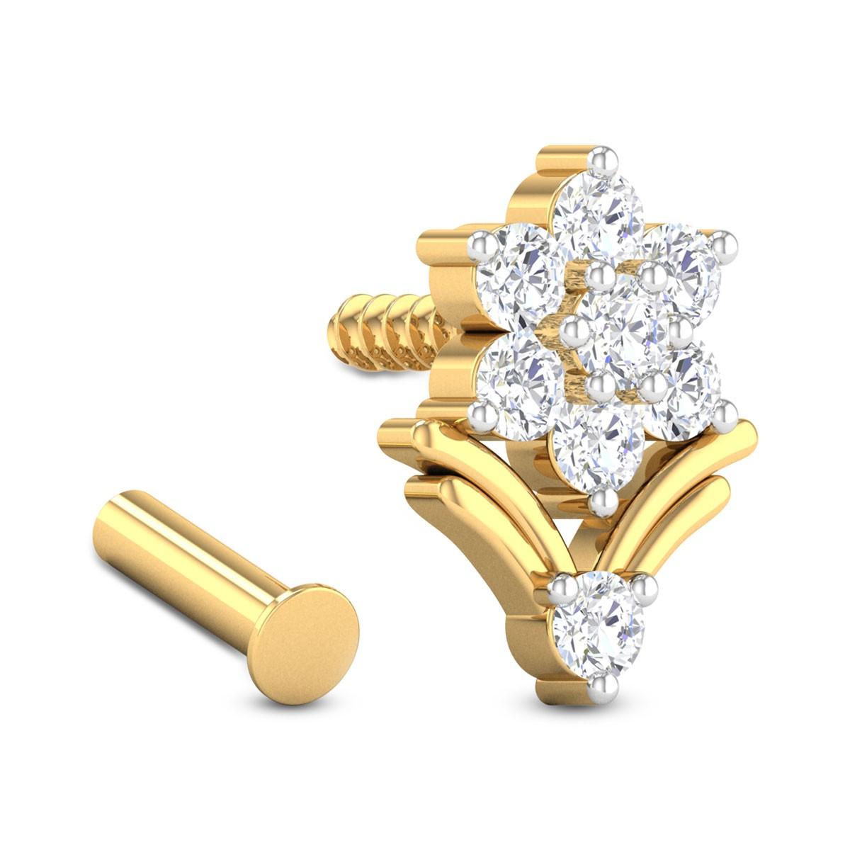 Miley Diamond Nosepin