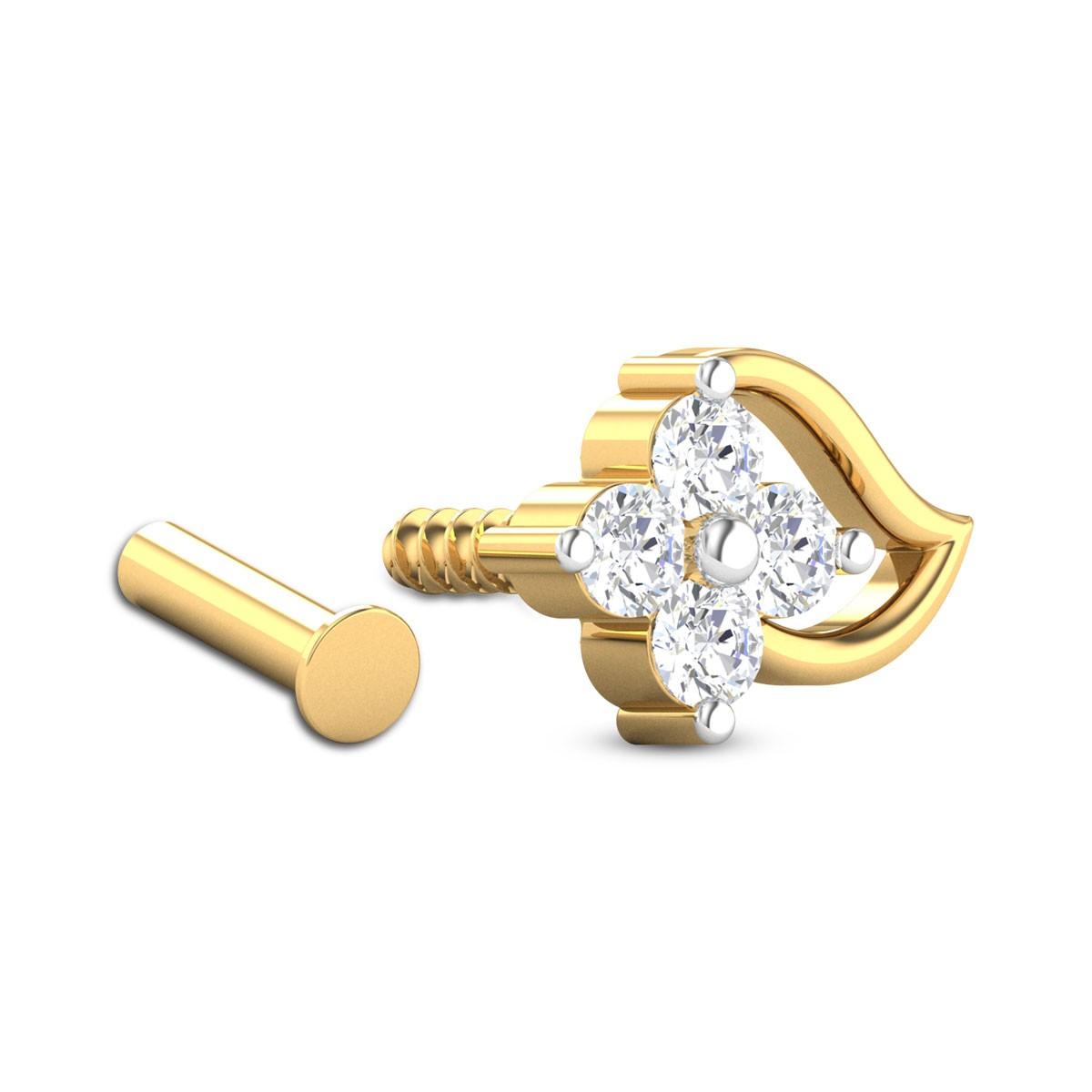 Marimba Diamond Nosepin
