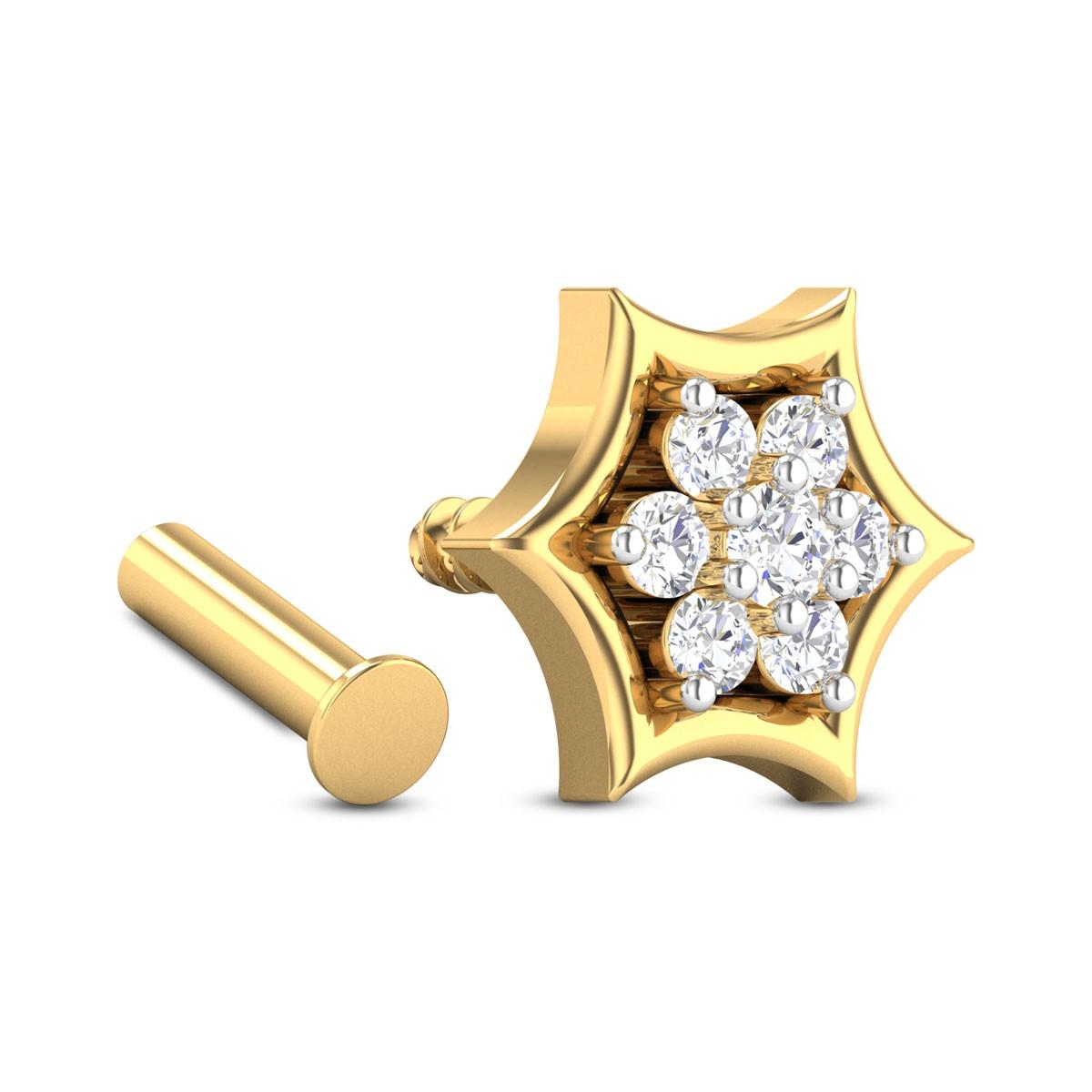 Aeliana Diamond Nosepin