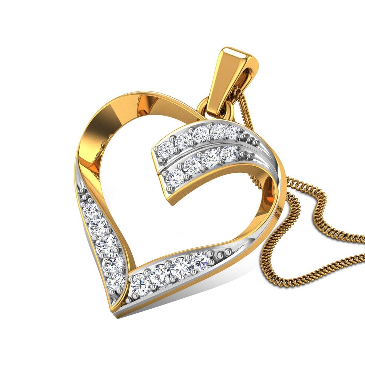 Anastasia Diamond Pendant