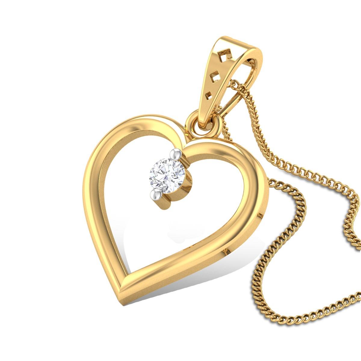 Elegence Diamond Pendant