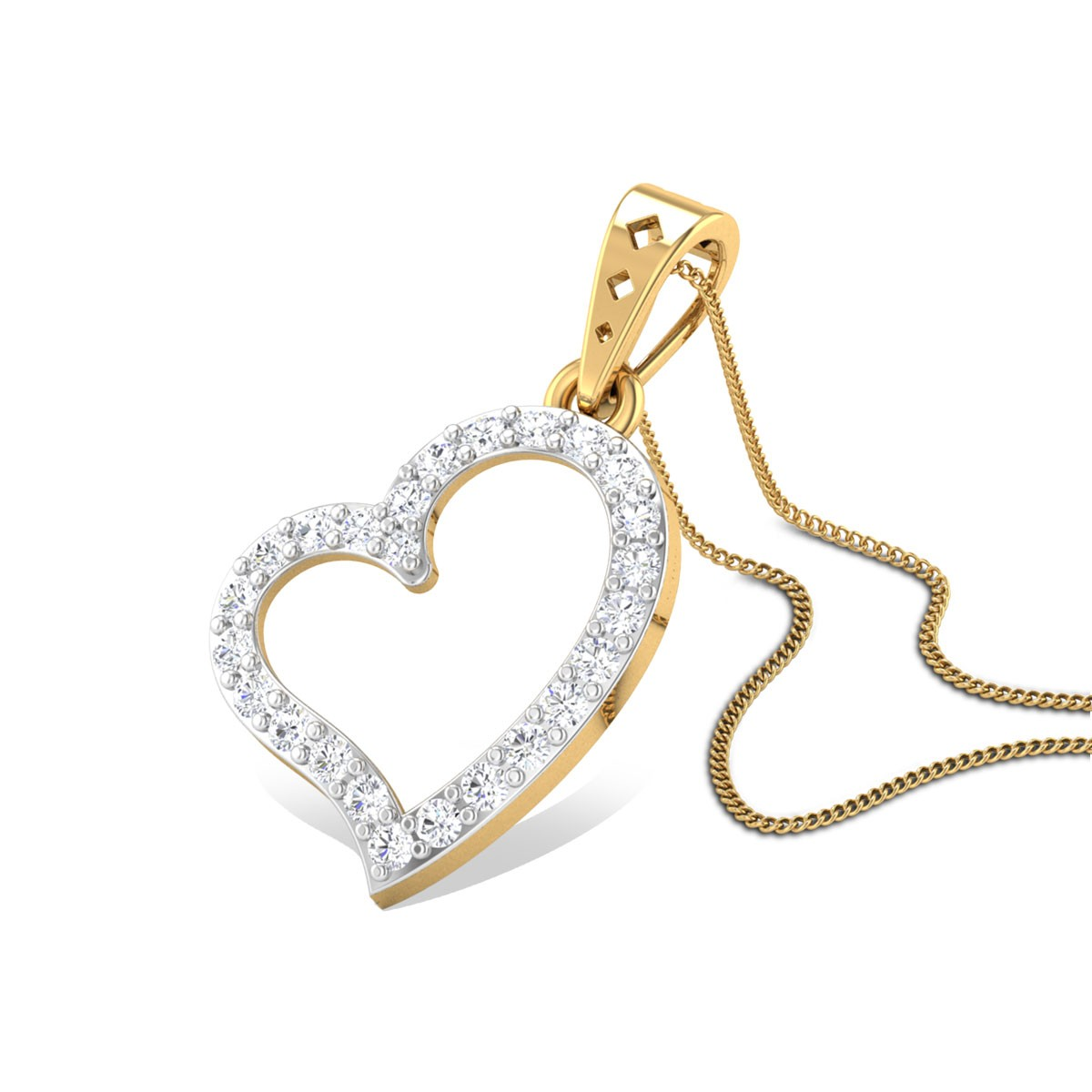 Sweet Nothing Diamond Pendant