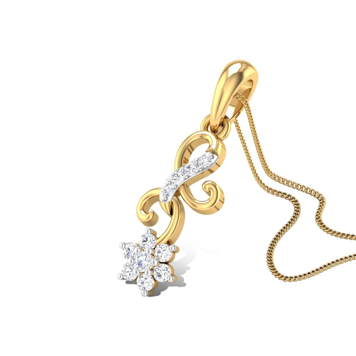Harmony Diamond Pendant
