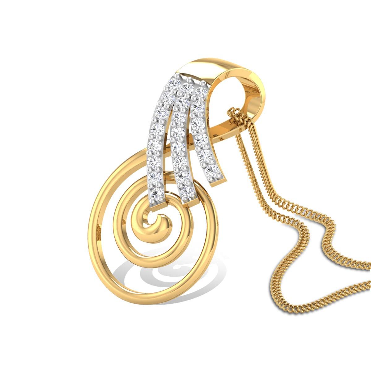 Mirto Diamond Pendant