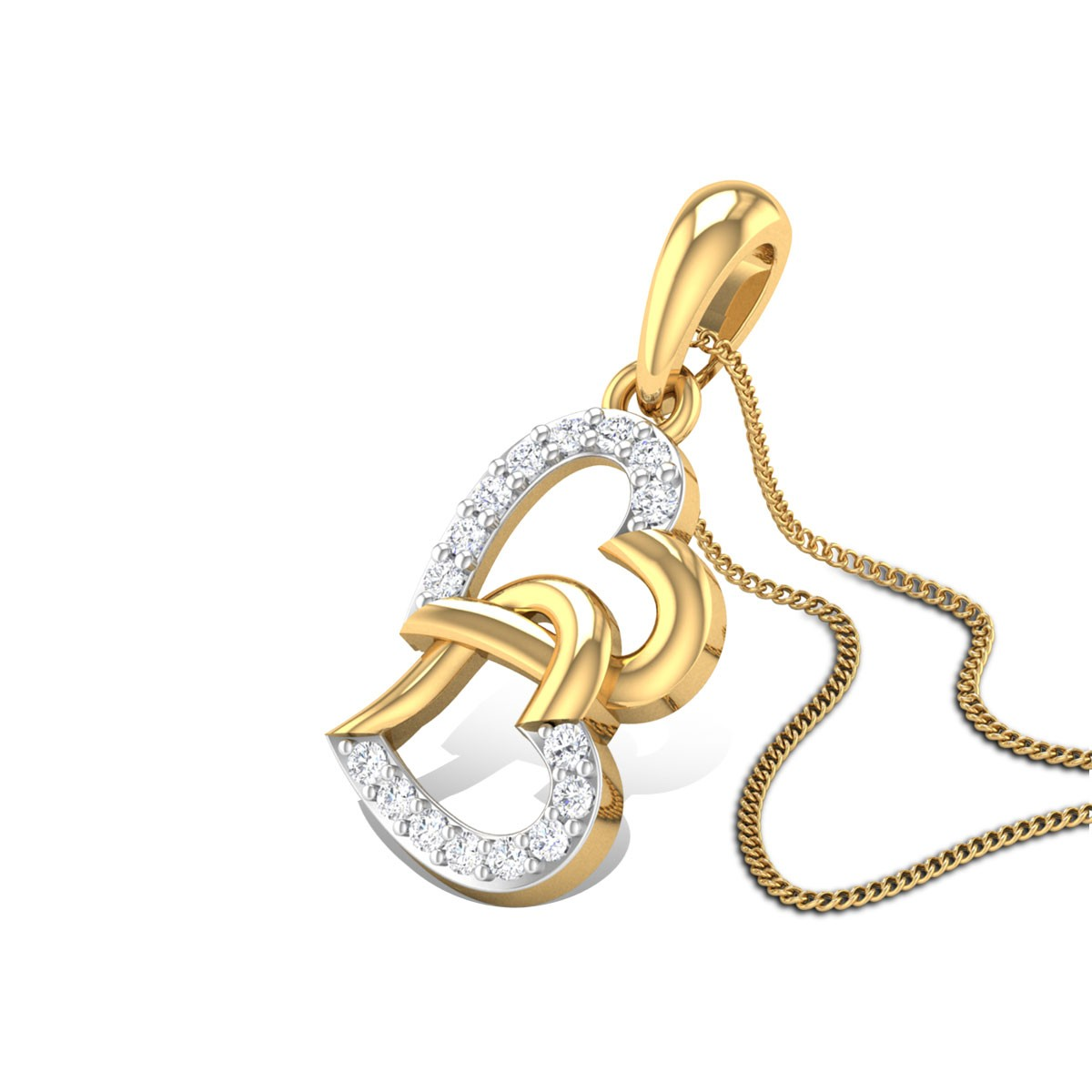 Amanat Diamond Pendant
