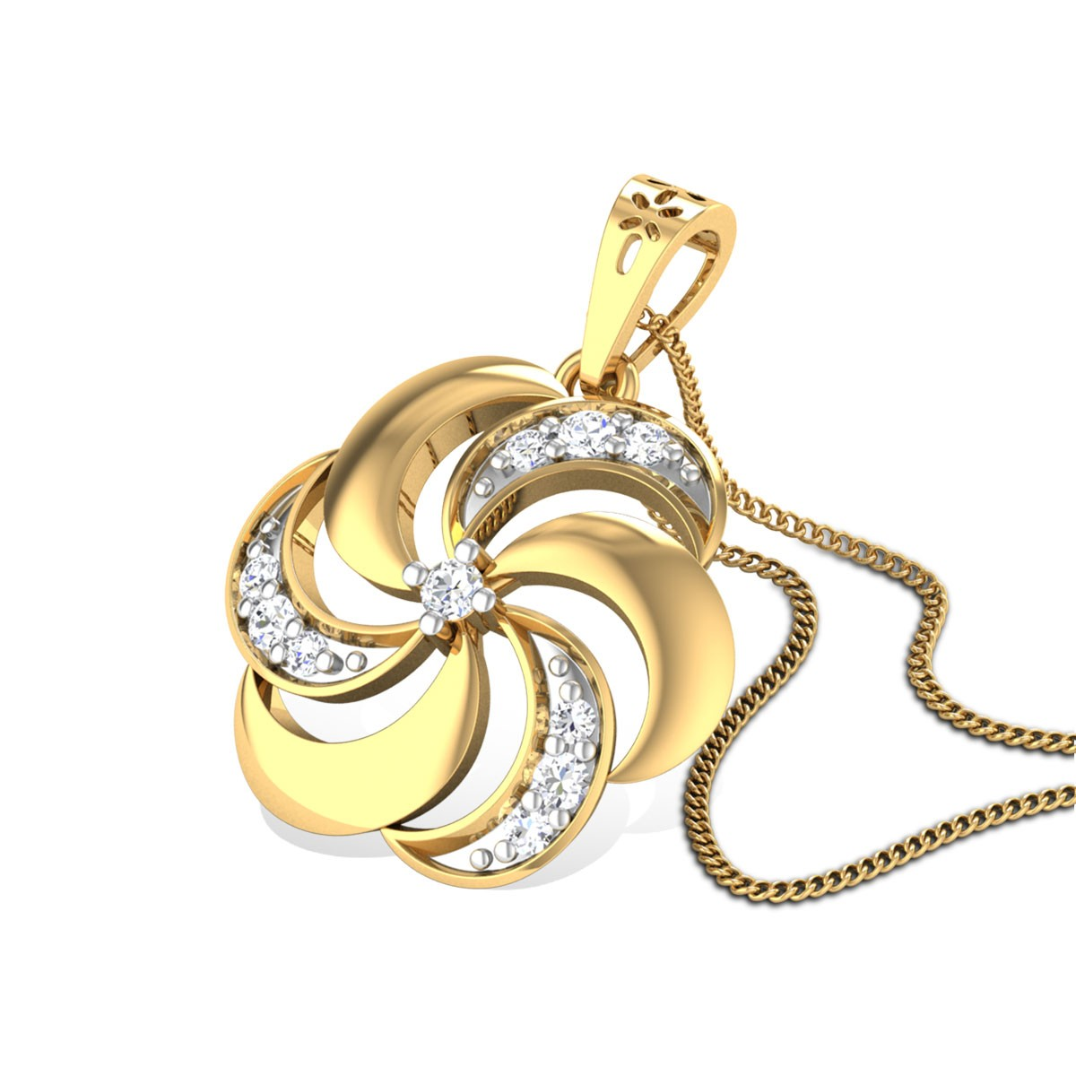 Perfection Diamond Pendant