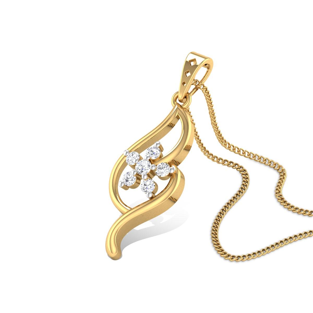 Sincerity Diamond Pendant