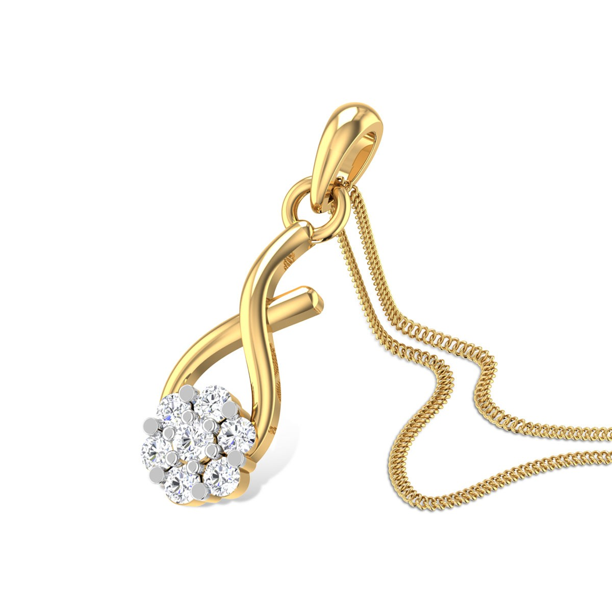 Revere Diamond Pendant