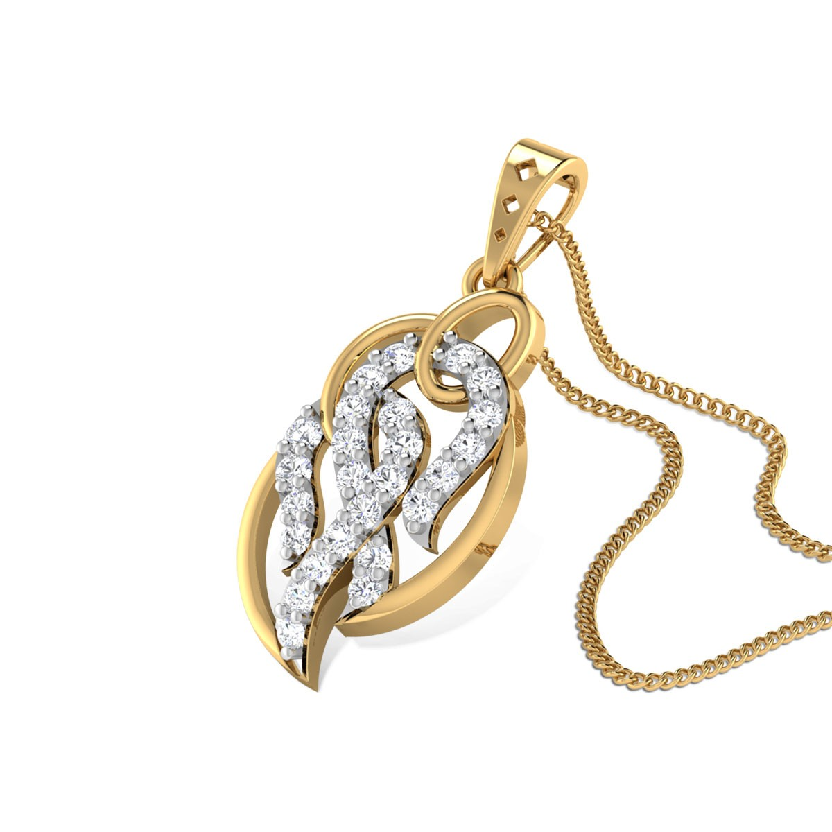 Martina Diamond Pendant